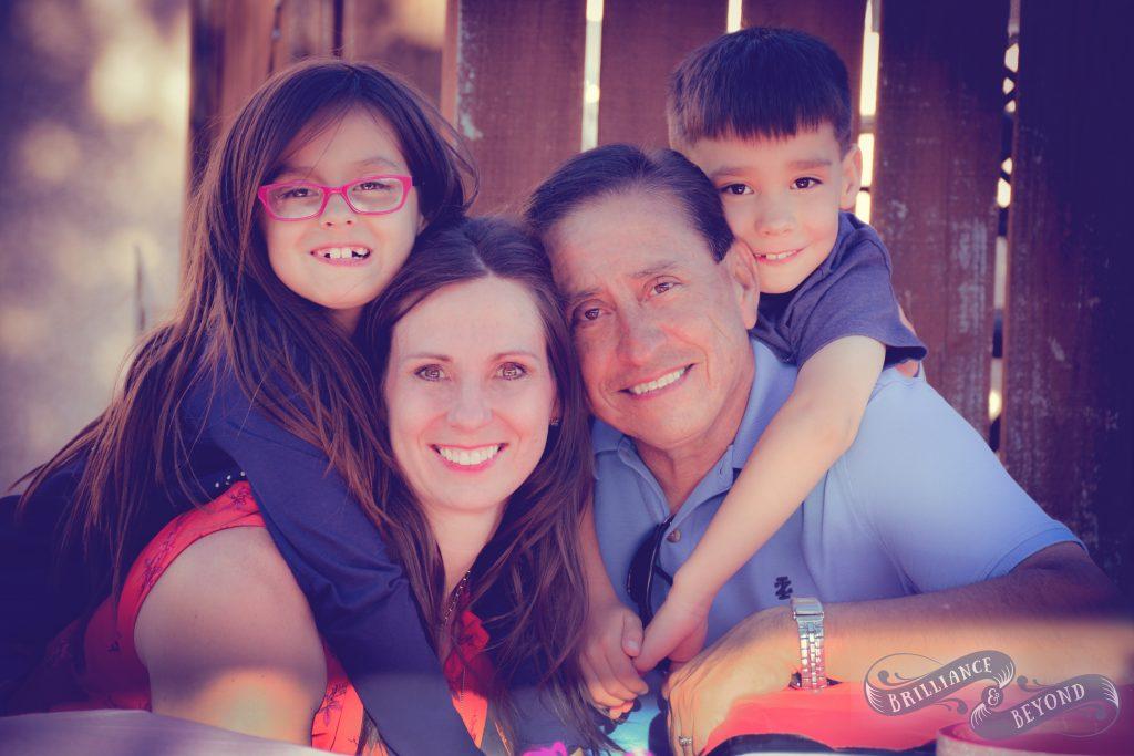 The Lewis Family Salida, CO